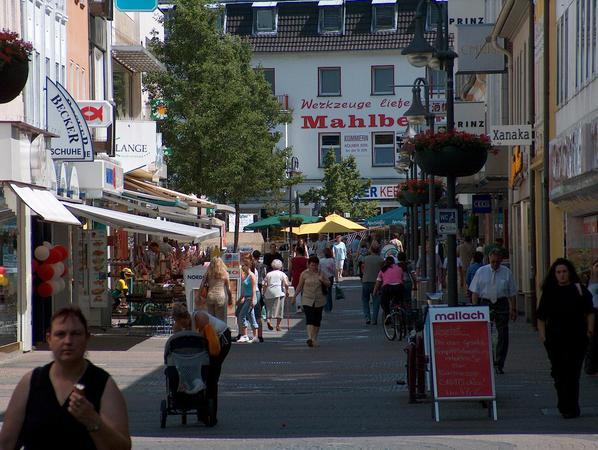 Neustraße, Euskirchen