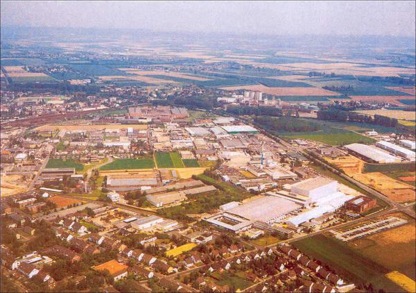 EURO-Park - Luftbild