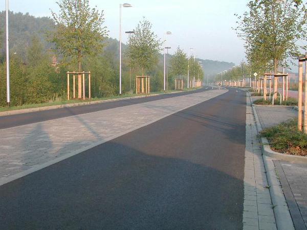 Konrad Adenauer-Straße in Alsdorf